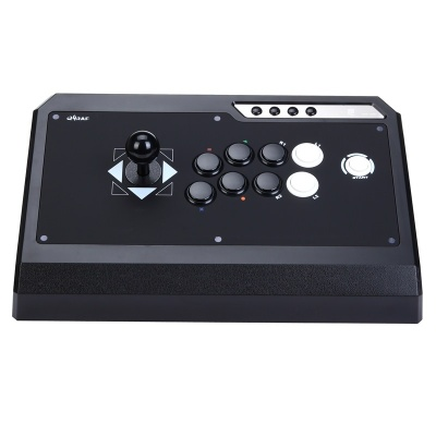 QANBA/拳霸Q4多功能 PS3/PC/安卓 街机游戏格斗摇杆 三和清水配置
