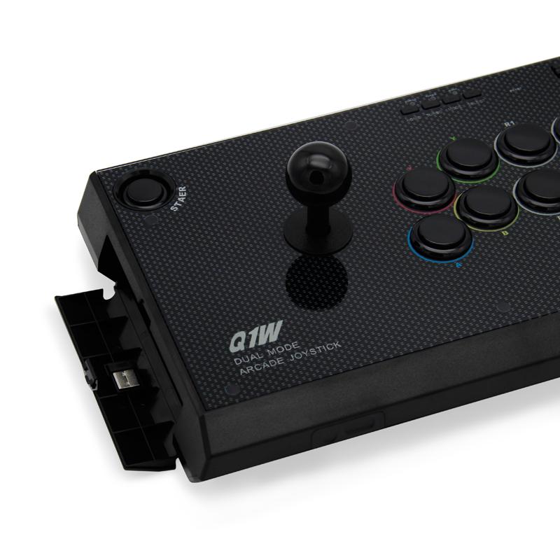QANBA/拳霸Q1W 有线无线双模街机游戏摇杆手机 PC PS3