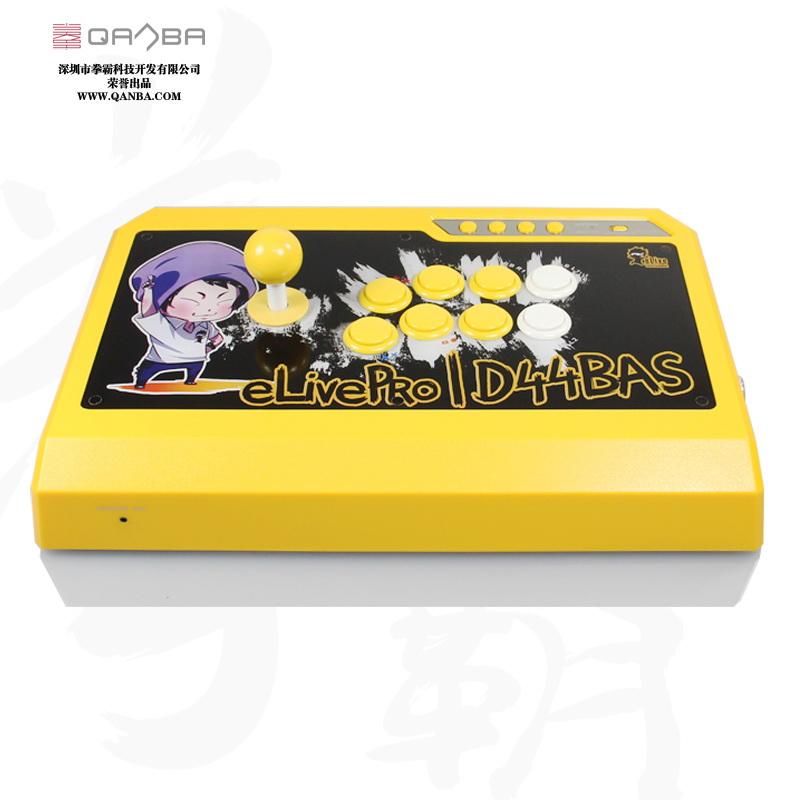 QANBA/拳霸Q4 三合一 XBOX360/PS3/PC 街机游戏摇杆