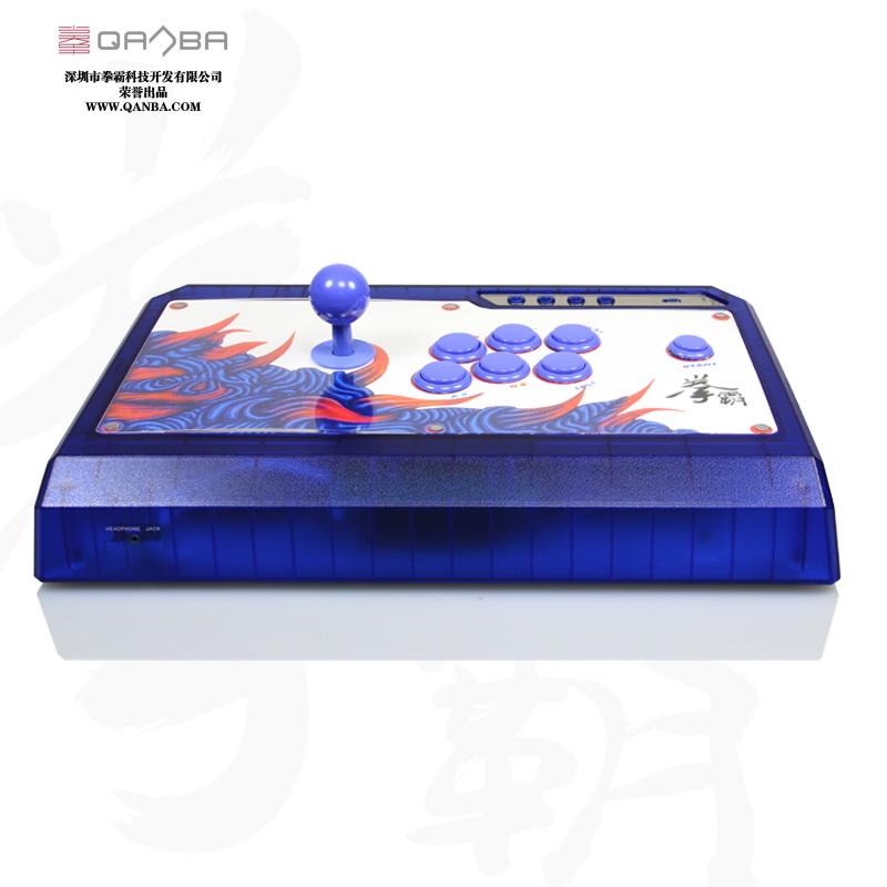 QANBA/拳霸Q4 三合一 XBOX360/PS3/PC 街機游戲搖桿