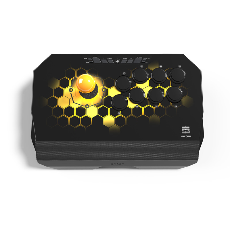 QanBa N2 Drone Joystick Arcade Fighting Stick For PS4 PS3 PC
