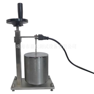 非实心插销硬度测试装置 JAY-3111