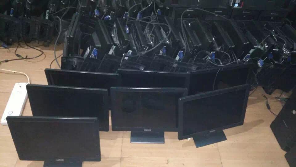 上海二手电脑回收案例