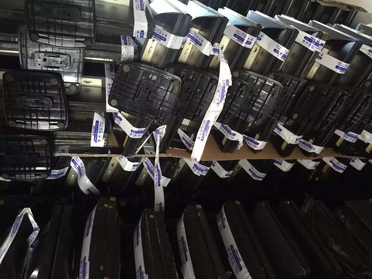 上海电脑回收案例