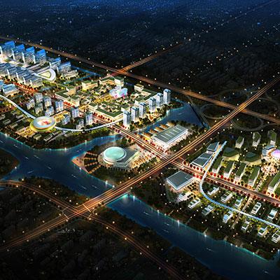 树兰滨海湾新区国际生命科技小镇