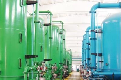 鍋爐補給水解決方案