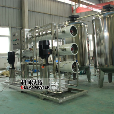 食品飲料反滲透水處理設備
