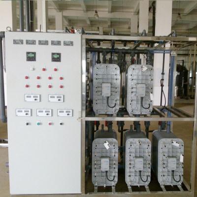反滲透+EDI超純水設備