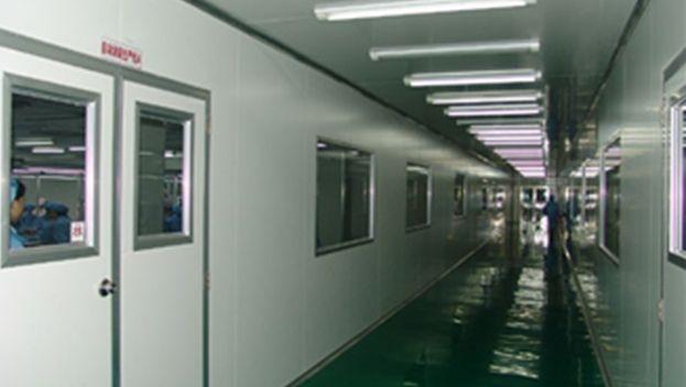 日本进口川口无尘涂装生产线