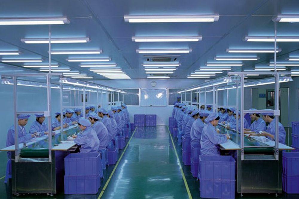 UV全自动喷油生产线