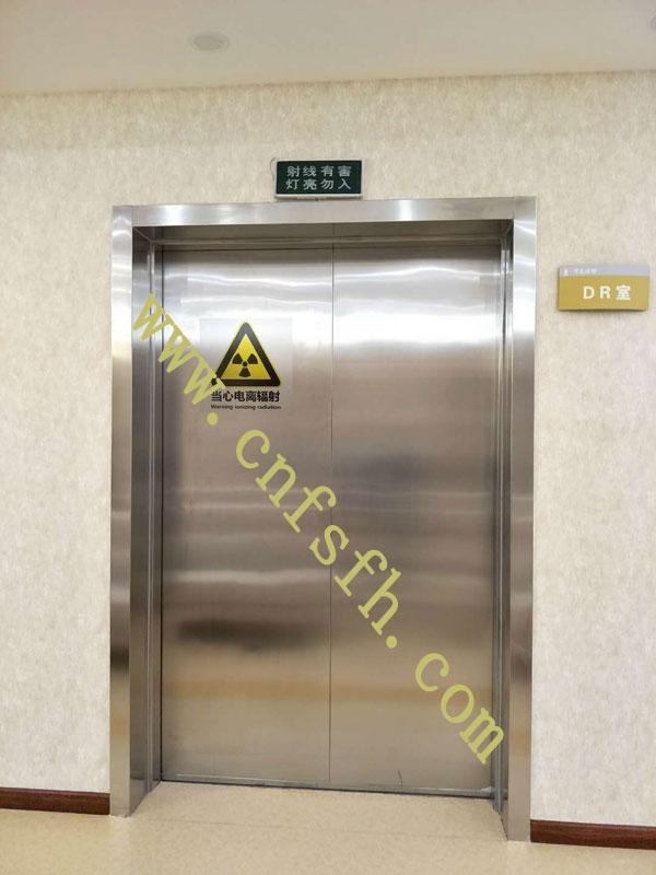 医用防辐射门的安全防护知识,你了解多少?