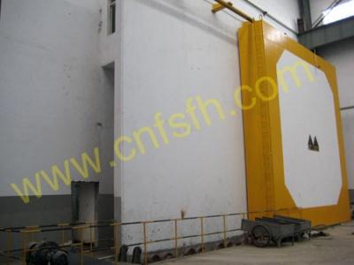 工业铅门防护门