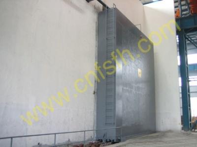 混凝土防护门