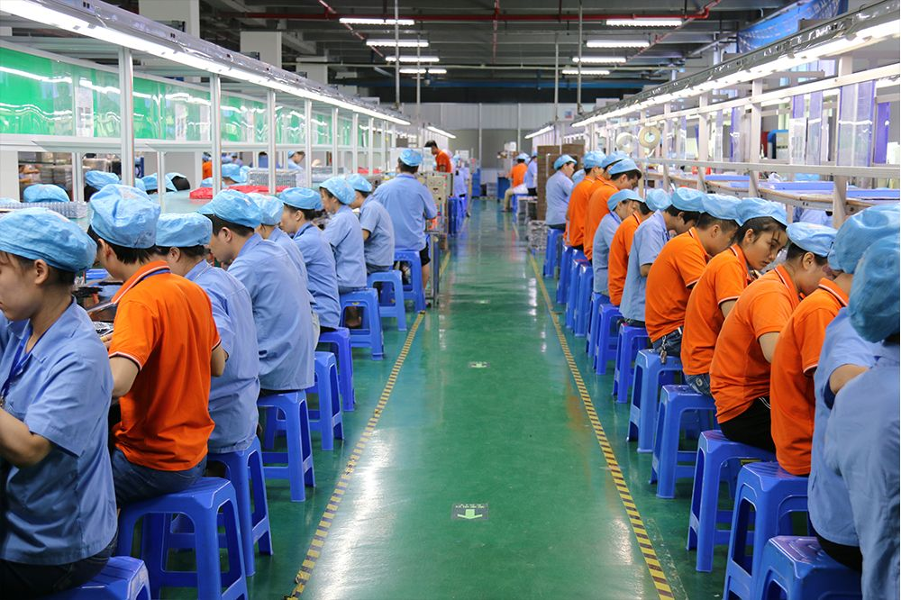 Assembly assembly line