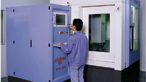 CNC(Germany-Roders)
