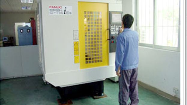 CNC(Japan-Funac)