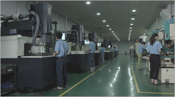 EDM processing workshop