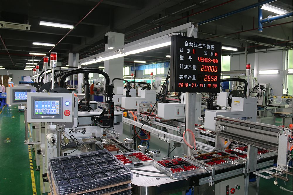 Assembly automatic line