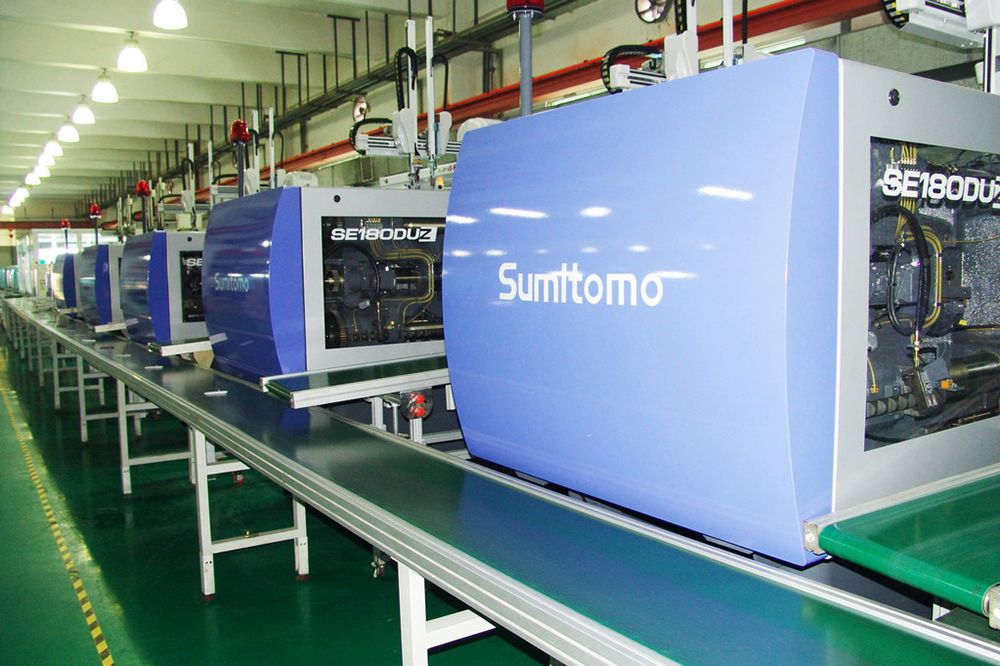 injection molding(Sumitomo)