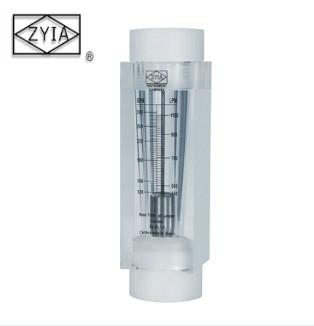LZM-GF方形管道式有机玻璃流量计