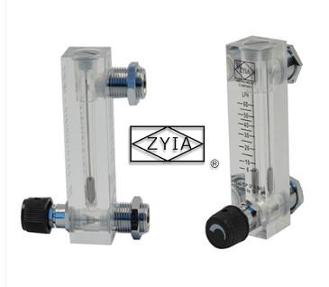 LZM-6T/8T小型面板式流量计