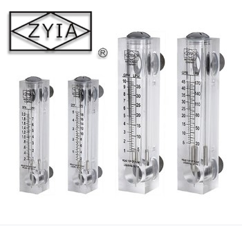 LZM-15ZA/15Z/25Z面板式有机玻璃流量计