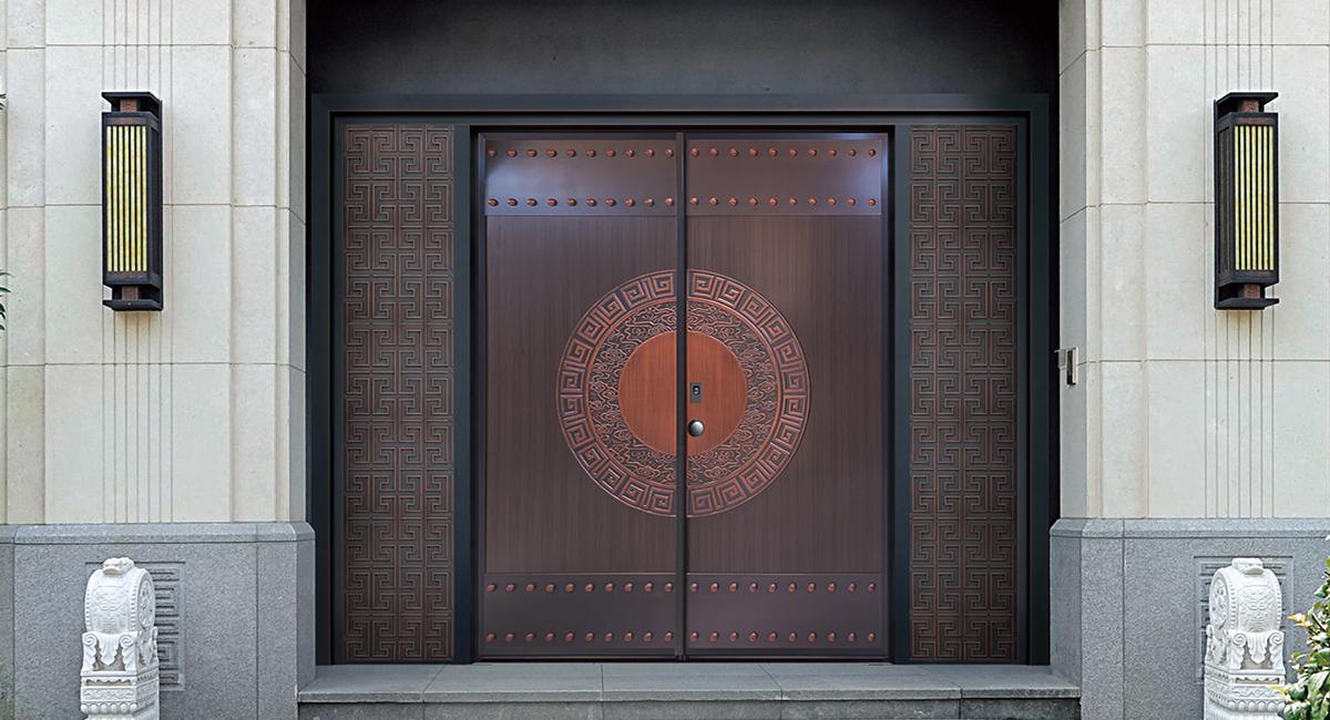 装甲入户门4