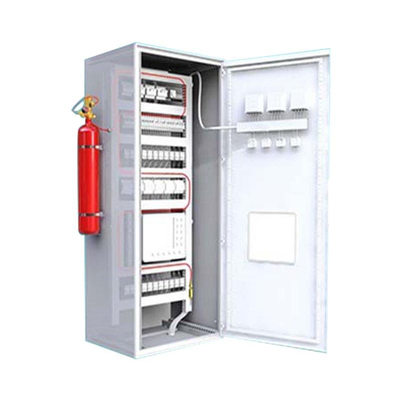 探火管自动灭火装置系列方案