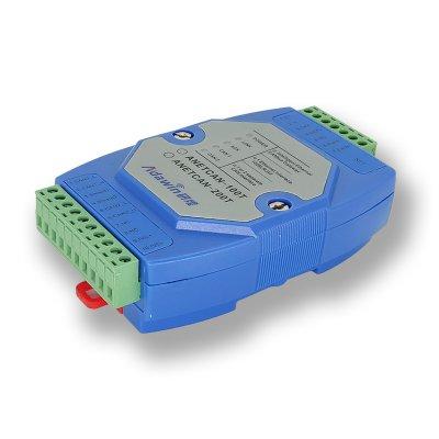 ANETCAN-100T_200T 增强型工业级以太网接口CAN卡(1_2路CAN)