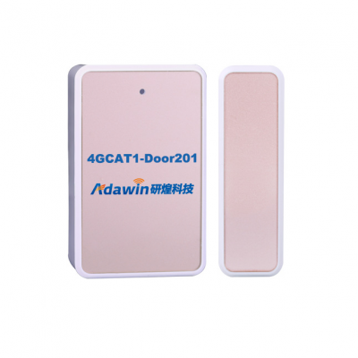 4GCAT1-Door201智能4G无线门磁防疫居家隔离防盗门磁电子封条