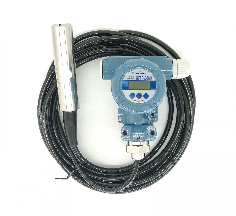 智能 NB-IoT 远程云监控液位计