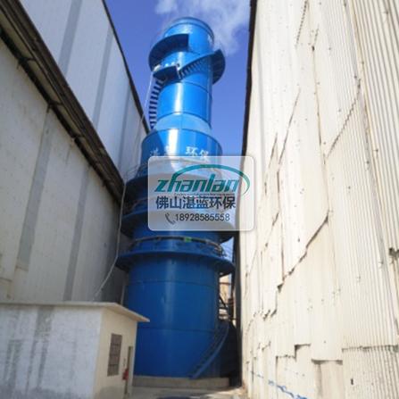 湿式除尘器与超净脱硫技术浅析