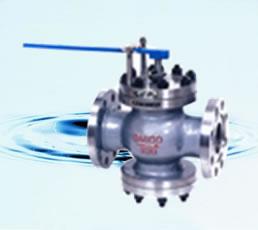 給水回轉式調節閥 T40H