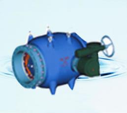 活塞式流量調節閥 BYL942X型