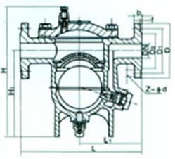 自由浮球式蒸汽疏水閥 CS11H
