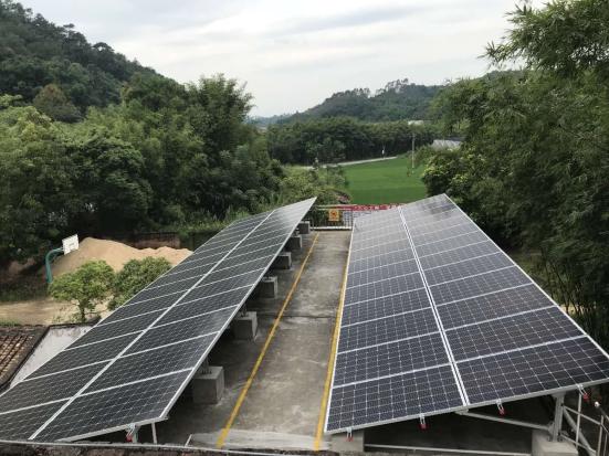 肇庆市户用光伏发电项目