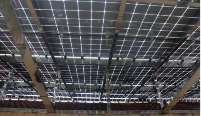 中山部分户用光伏电项目