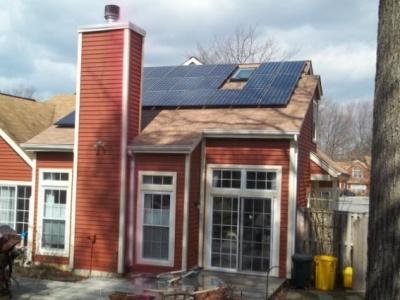多伦多户用光伏发电项目