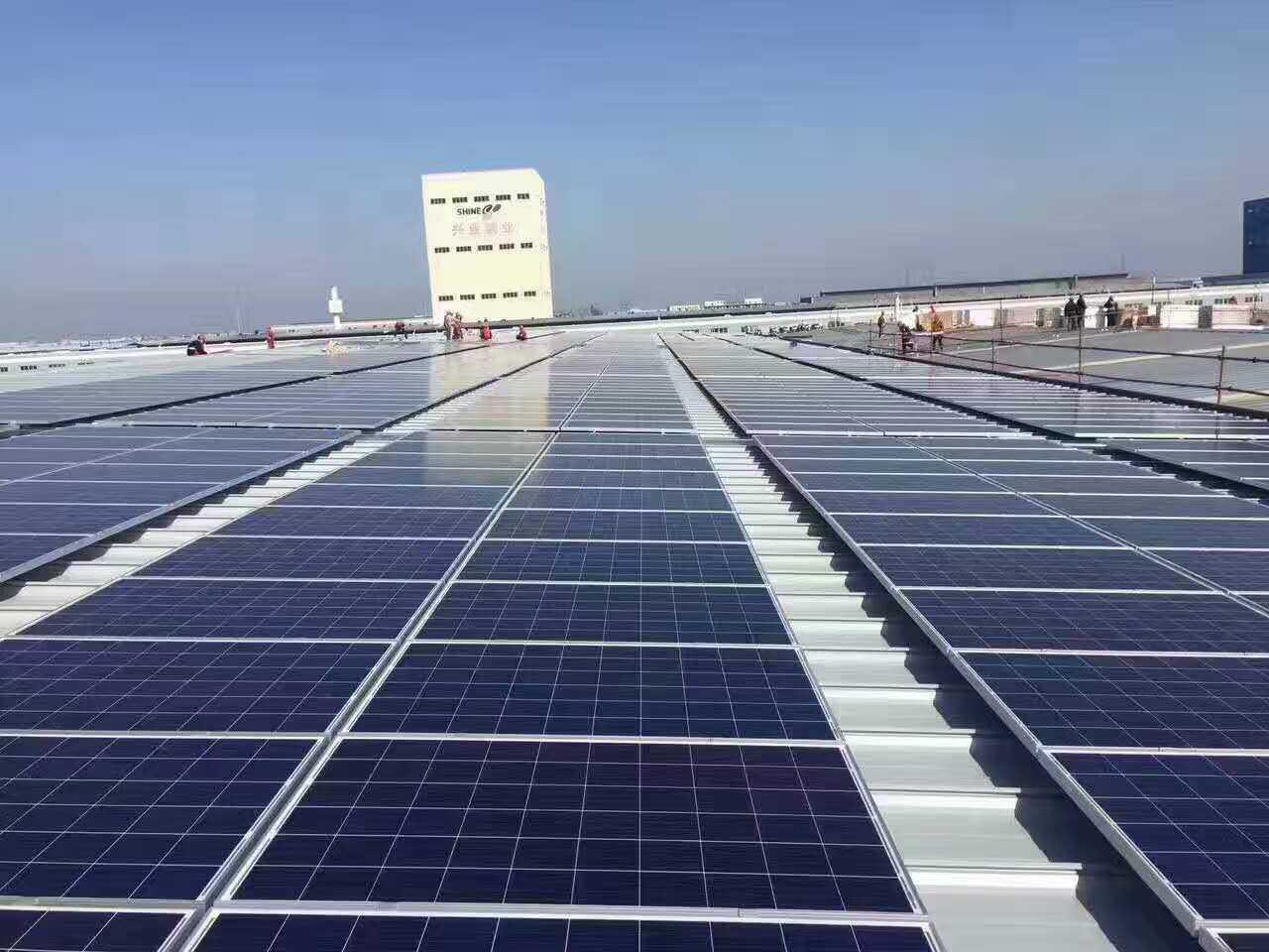 中山部分工商业光伏发电项目