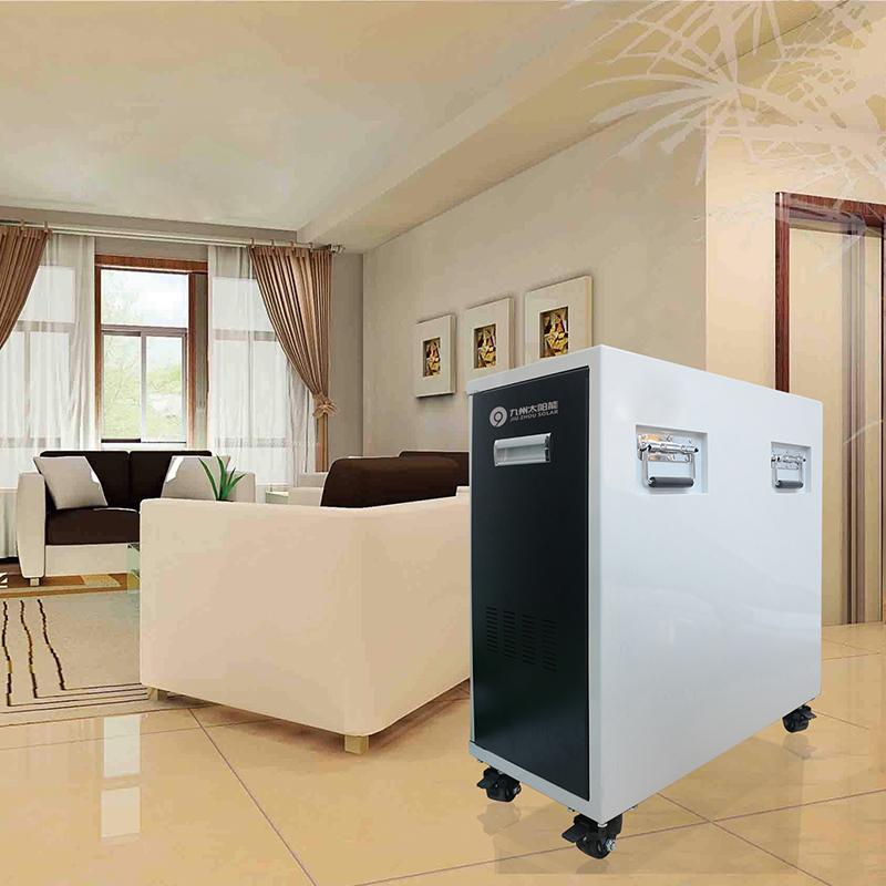 家用光伏儲能一體機