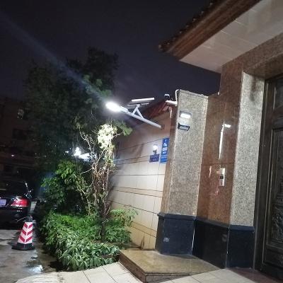 太陽能路燈Z15案例