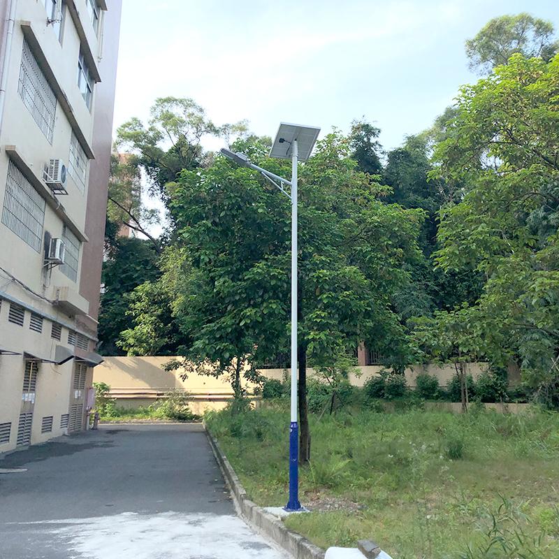 中山南頭太陽能路燈項目