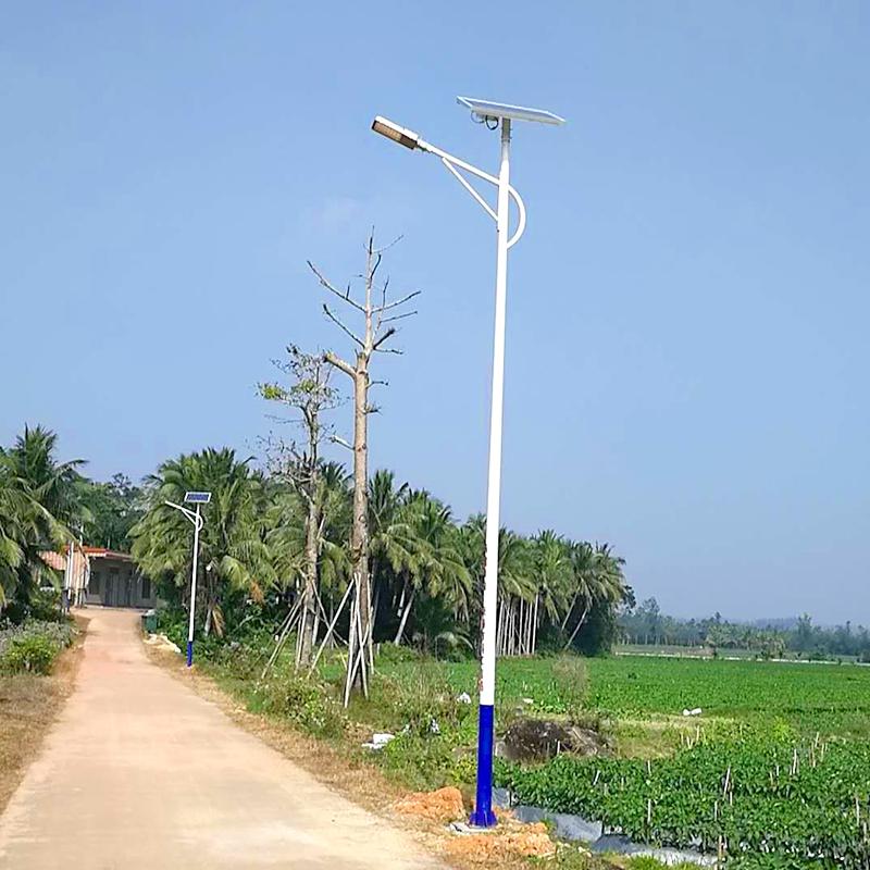 海南省瓊海市太陽能路燈照明項目
