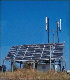 通訊基站光儲供電系統-部分案例