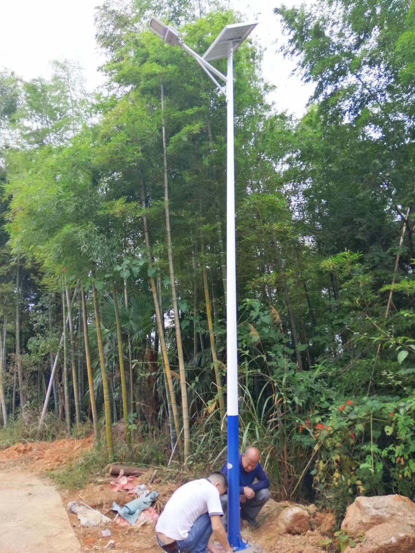江西宜春太陽能路燈項目
