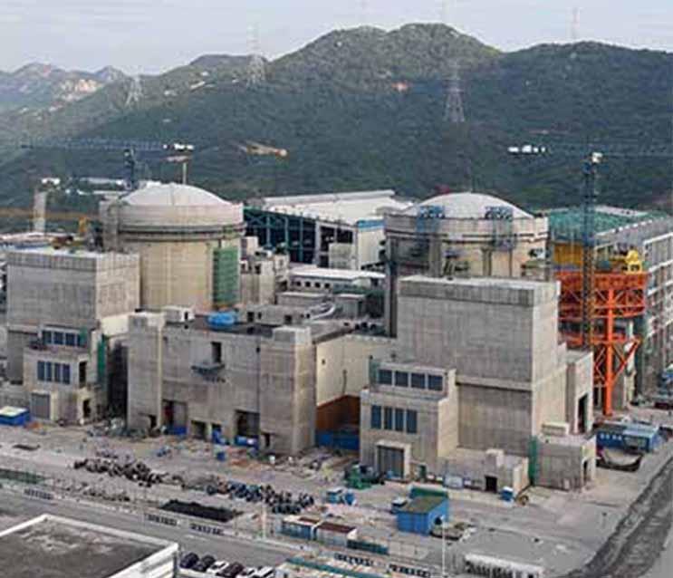 阳光核电站项目