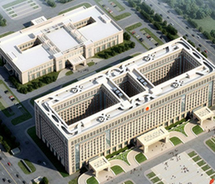 包頭市人民政府大樓