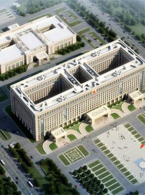 包头市人民政府大楼