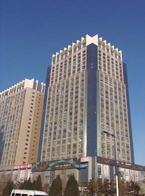 包头市传媒大厦