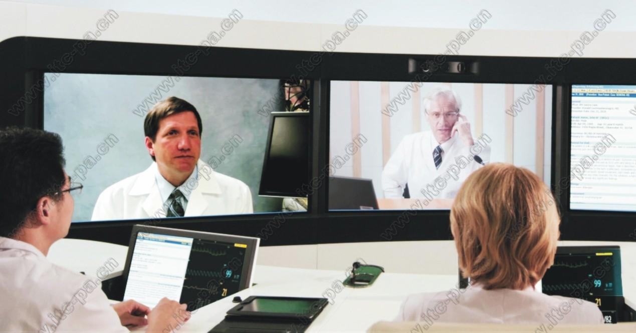 高清视频会议 医疗示教系统解决方案